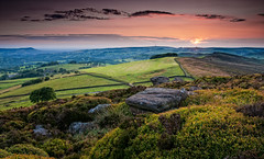 The Sunsets at Roaches end