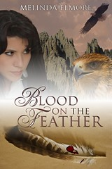 BloodOnTheFeather_MelindaElmore_2x3