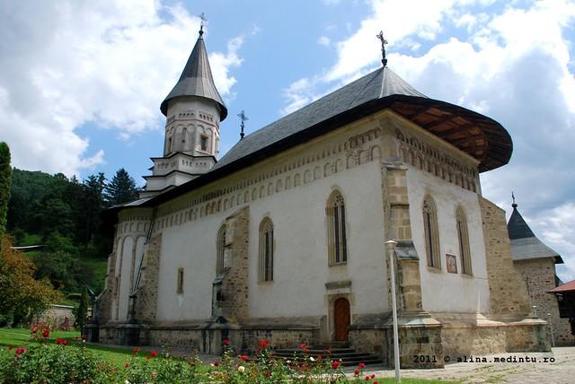 Manastirea Bistrita, Piatra Neamt