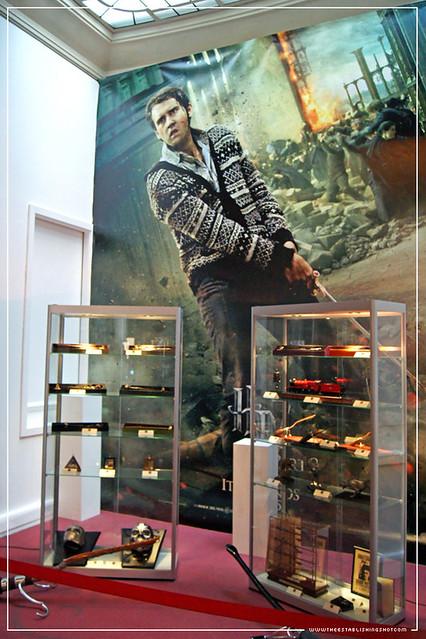 D Exhibition London : Harry potter exhibition london film museum