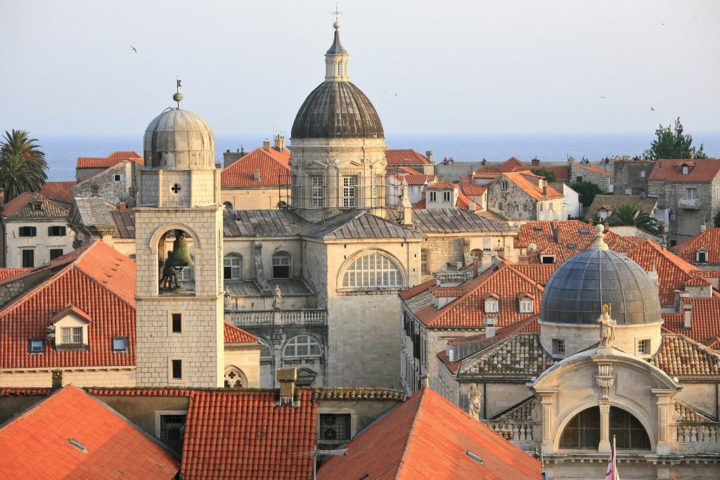Skyline di Dubrovnik