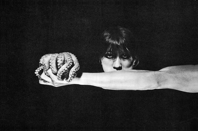 Man and Woman #31, 1960, by Eikoh Hosoe