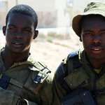 Soldiers at a Combat Exercise in Southern Israel