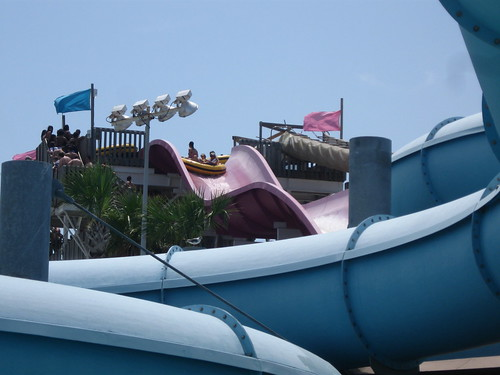 Schlitterbahn Waterpark - Galveston, Texas