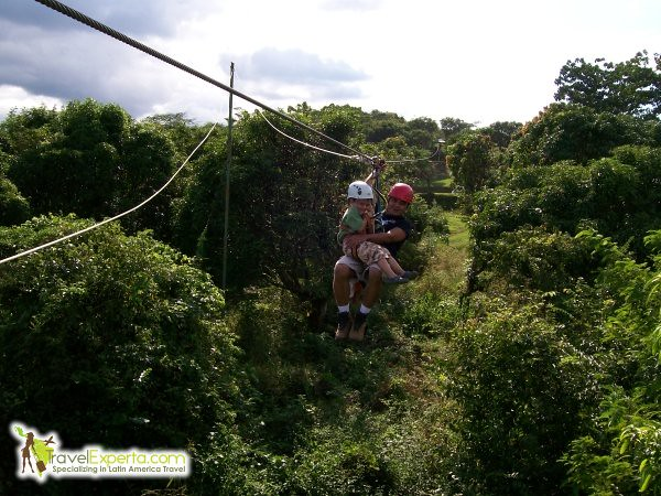 Canopy Tour in Costa Rica