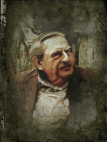 Retrato de Antonio González Caballero (Digital Painting. 2011)