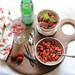 Blog: Muddled strawberry fizz by Jane Flanagan