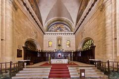 Catedral de la Virgen María de la Concepción Inmaculada de La Habana (autel)