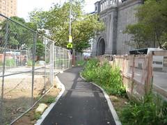 Pike Street Cycle Track