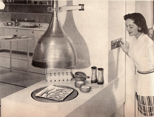 A Home Microwave, circa 1959