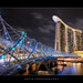 The DNA of Marina Bay Sands Singapore :: HDR by :: Artie | Photography :: Travel ~ Oct