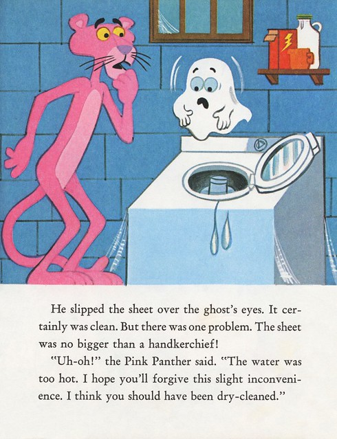 The Pink Panther in the Haunted House00019