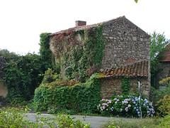 Maison dans le village de Joserand