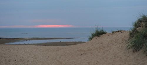 sunset beach strand suomi finland nikon explore passion nikkor kalajoki explored kalajoen