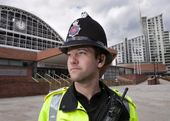 Manchester Special Constabulary Patrol