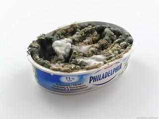 CreativeTools.se - PackshotCreator - Philadelphia cheese with mold