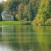 Stourhead Pantheon Reflection