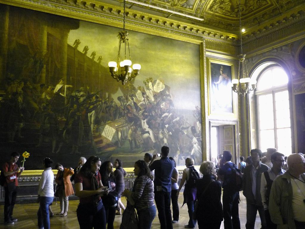 Chateau Versaille 2: How a Pilgrimage to Chateau Versaille Causes La Danse Automatique