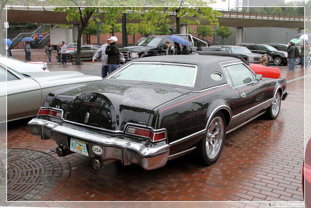 1974 lincoln continental mark iv 02 a photo on flickriver. Black Bedroom Furniture Sets. Home Design Ideas