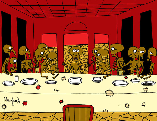 I can´t remember my last supper - no recuerdo mi ultima cena