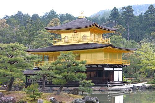 kyoto's icon - kinkakuji