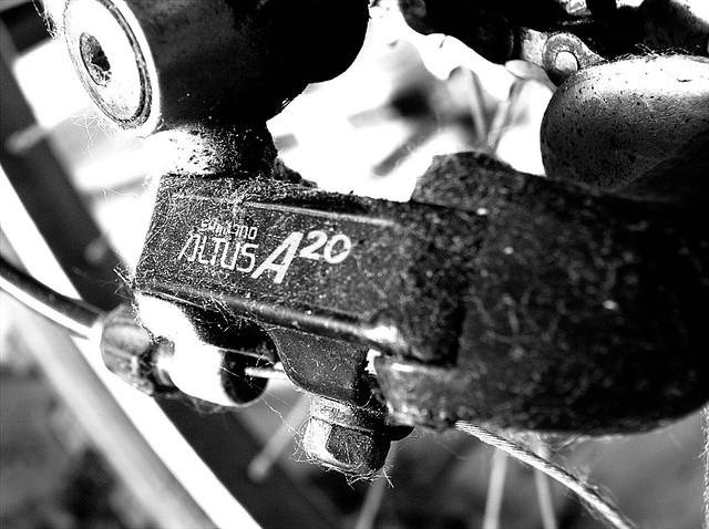 Shimano Altus A20 - Rear Derailleur