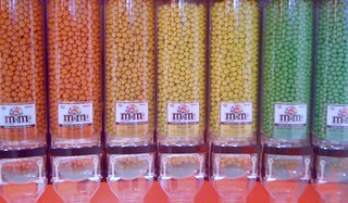 M&M World, London, England