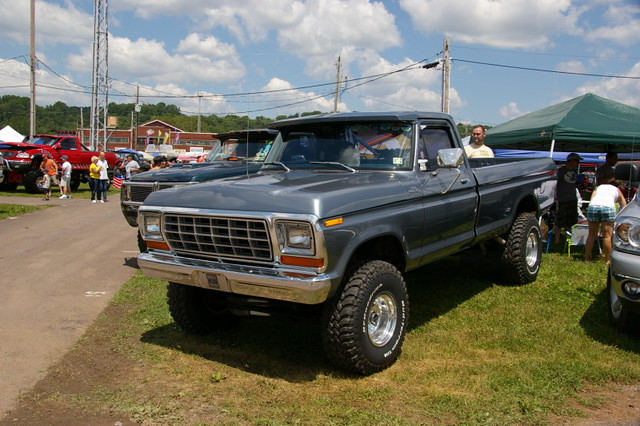 1973 79 ford truck 4x4 for sale autos post. Black Bedroom Furniture Sets. Home Design Ideas