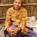 Marma Man at Bandarban Market - Bangladesh