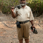 Guard in the Sundarbans - Bangladesh