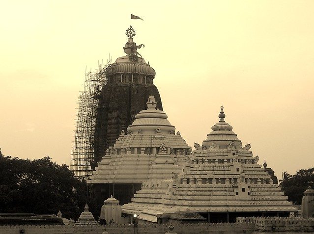 Green Tribunal approached for preservation of Puri temple