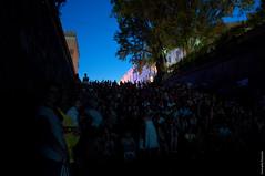 open air film show