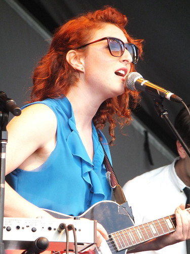 Hannah Georgas at Ottawa Bluesfest 2011