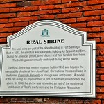 Rizal Shrine, Fort Santiago - Intramuros - Manila City, Metro Manila 3-11 (143)