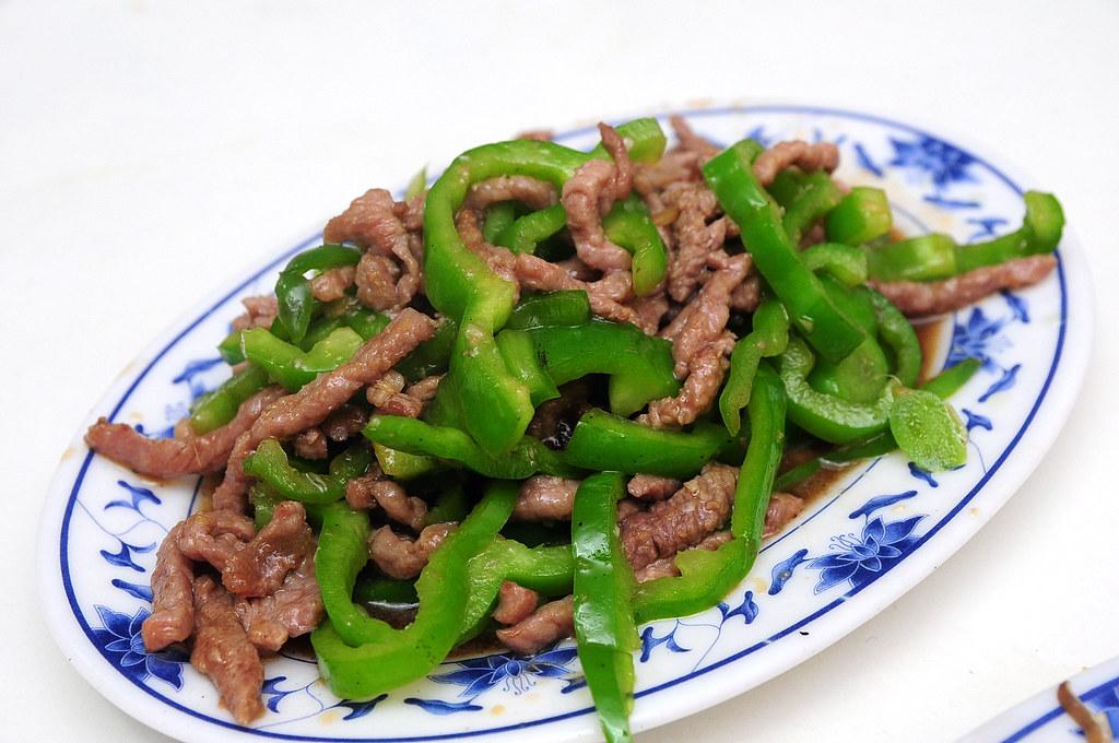 辛亥小館 - 青椒牛肉