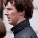 525/1000 - Filming of Sherlock - Benedict Cumberbatch by Mark Carline