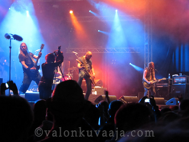 Ilosaarirock 2011 - Kotiteollisuus