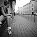 Ballet dancer in city SEE FULL SET PLEASE ;) by Stolov