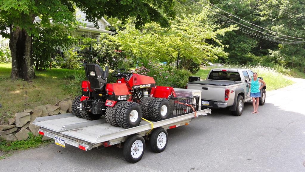 Steiner Tractor Fenders : Gonna get me a tractor arboristsite