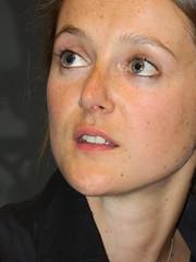 nose, freckle, chin, face, skin, lip, head, cheek, close-up, mouth, eyebrow, forehead, jaw, eye, organ,