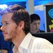 Ryan Kwanten at Comic Con