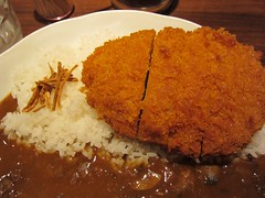 fish(0.0), meat(0.0), nasi lemak(0.0), curry(1.0), tonkatsu(1.0), panko(1.0), fried food(1.0), korokke(1.0), food(1.0), dish(1.0), cuisine(1.0),