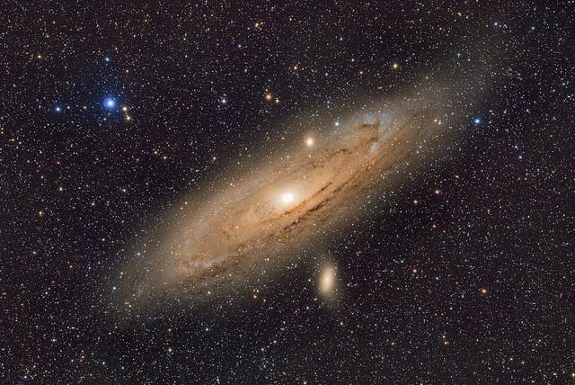 Andromeda Galaxy (EXPLORED)