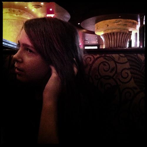 H.o.p. at restaurant by Juli Kearns (Idyllopus)
