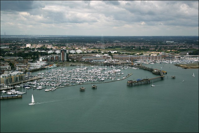 Haslar Marina, Portsmouth