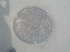 ? manhole by Stop carbon pollution