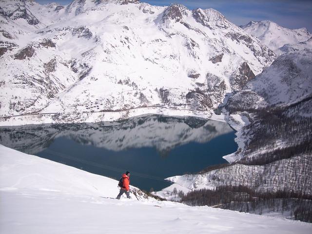 Tignes le lavachet chalet amelie white horizon chalets in tignes - Lac du chevril ...