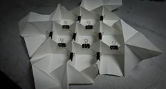 Stabilising origami