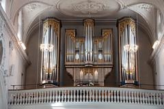 Orgel der Stadtpfarrkirche Baden