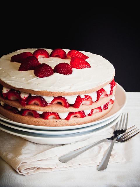 White Cake Cooks Illustrated